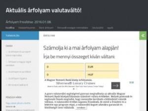 arfolyam-valutavalto.hu