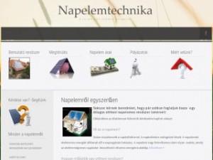 napelemtechnika.hu