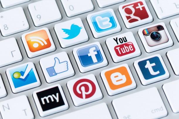 keresőoptimalizálás és a közösségi média